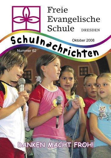 "Aktion ""Gesunde Brotdose"" in den ersten Klassen - FES Dresden"