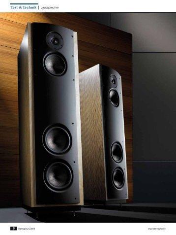 Magico V3 - Audio Components