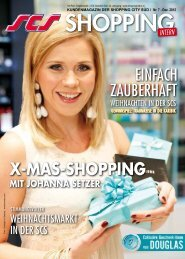 Ausgabe 7/2012 - Shopping-Intern