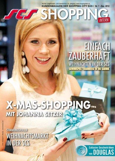 Ausgabe 7/2012 - Shopping-Intern