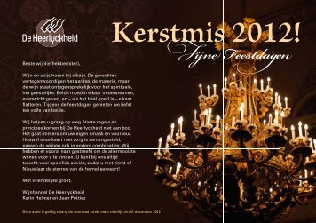 Kerstmis 2012! - designerLab