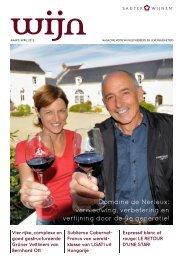 Domaine de Nerleux: vernieuwing, verbetering en ... - Sauter Wijnen