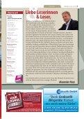Südstadt Journal 10/2011 - LeineVision - Page 3