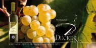 Untitled - Weingut Decker