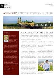 The aussTich - Stift Klosterneuburg