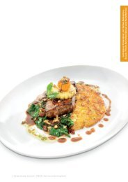 Gebratene Rinderleber mit Salbei-Balsamico- Sauce ... - La Cucina