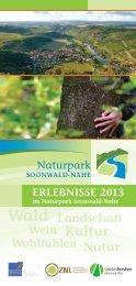 Wein Kultur - Naturpark Soonwald-Nahe