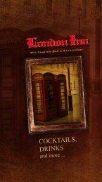 Download Getränkekarte (pdf) - London Inn