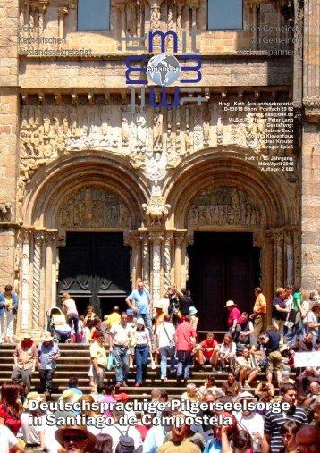 Ausgabe 1-2010 - Katholisches Auslandssekretariat