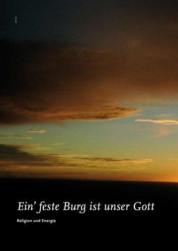 Ein' feste Burg ist unser Gott - Freie Universität Berlin