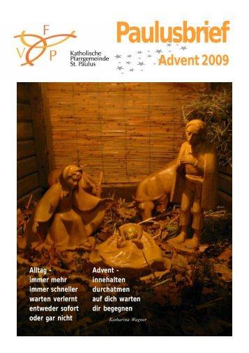 PDF-Datei - Katholische Pfarrgemeinde Sankt Paulus Göttingen