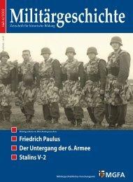 Zeitschrift Militärgeschichte [Heft 04/2002]