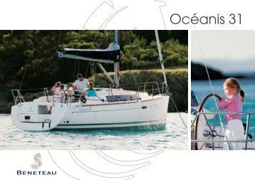 Océanis 31 - Odyssey Sailing