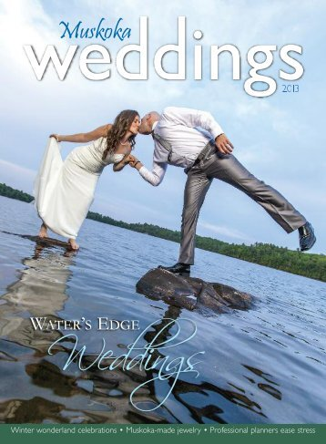 WATER'S EDGE WATER'S EDGE - Holly Matrimony Weddings