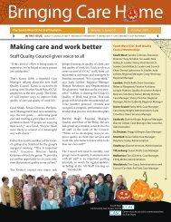 SW CCAC Bringing Care Home - October 2007 - Community Care ...
