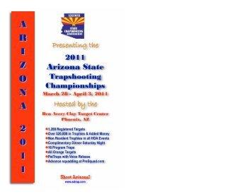 Arizona State Trapshooting Championships The Amateur
