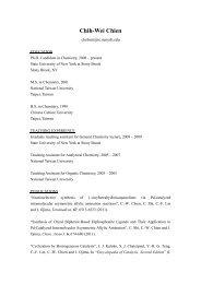CV-Chih-Wei Chien.pdf - Stony Brook University