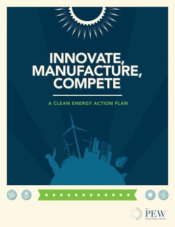 INNOVATE, INNOVATE, MANUFACTURE, MANUFACTURE, COMPETE: COMPETE