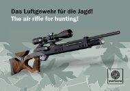 Das Luftgewehr Für Die Jagd! - Steyr Sportwaffen