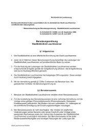 Lesefassung - Biblioth. Benutzu - Stadt Lauchhammer