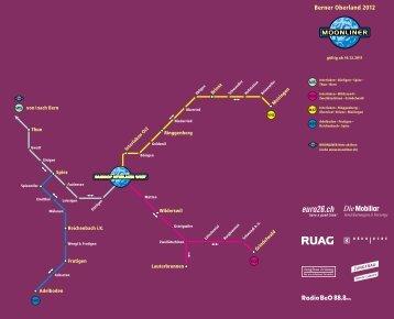 Fahrplan und Tarife (Format PDF) - Grindelwald Bus