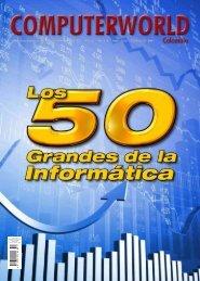 especial 50 grandes - Computerworld Colombia