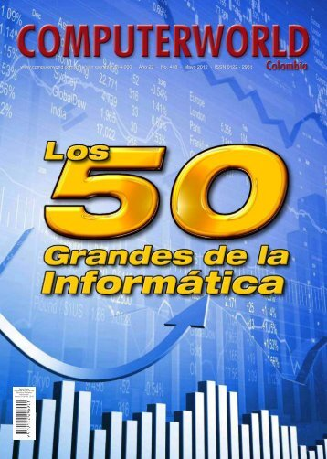 especial 50 grandes - Computerworld Colombia