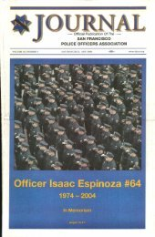 5/1/2004 - San Francisco Police Officers