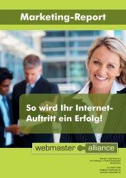 Marketing-Report - Brendel Internetservice