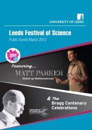 Leeds Festival of Science
