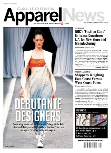 NBC's 'Fashion Stars' Embrace Downtown L.A. for New Store and ...
