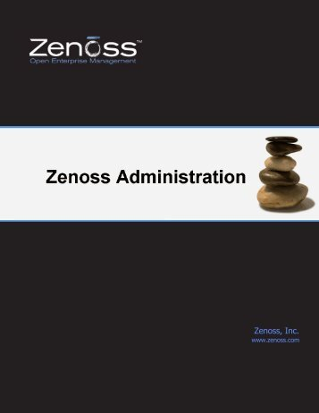 Zenoss Administration - FTP