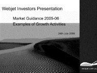 2005/2006 Full Year Result - Investor