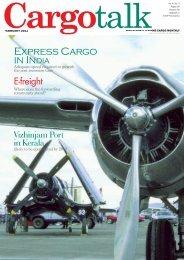 Express Cargo in India - cargo talk