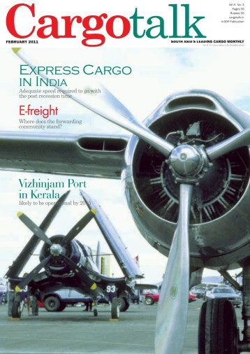 Express Cargo in India - cargo talk