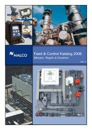 Feed & Control Katalog 2006 - WABS GmbH