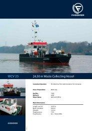 WCV 25 - Fr. Fassmer GmbH & Co. KG