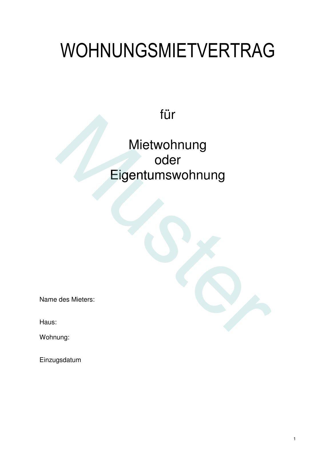 Groß Vorlagen Für Leasingverträge Zeitgenössisch - Entry Level ...