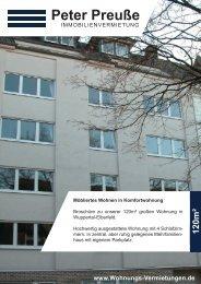 Exposé als PDF (0,7 MB) - Peter Preuße Immobilienvermietung