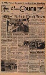 i El PAN, Virtual Ganador de los Comicios de Jalisco .1el/l/jeCO L