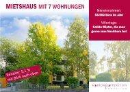 Download Exposé (PDF) - Mietshaus in Wiesbaden