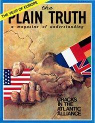 Plain Truth 1973 (Prelim No 09) Oct - Herbert W. Armstrong