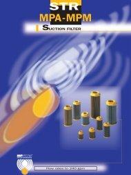 STR serie - MP Filtri USA