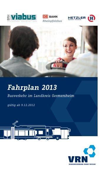PDF (8.2 MB) - VRN Verkehrsverbund Rhein-Neckar