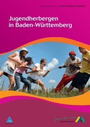 Jugendherbergen in Baden-Württemberg - DJH Service GmbH