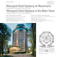 Mövenpick Hotel Hamburg im Wasserturm - Kampmann GmbH