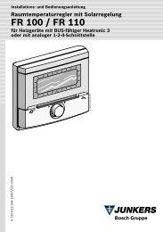 Raumtemperaturregler FR100 (1.88Mb)