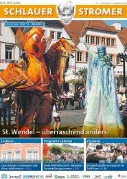 überraschend anders! - SSW Stadtwerke St. Wendel GmbH & Co. KG