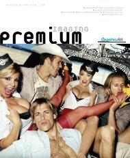 premium imaging 1-2008 | Deutsch - Graphicart AG