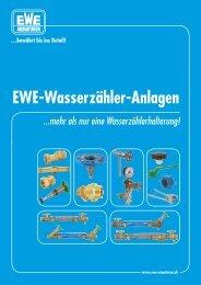 EWE-Wasserzähler-Anlagen